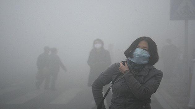 Không khí ô nhiễm góp phần gây nên nhiều bệnh nguy hiểm