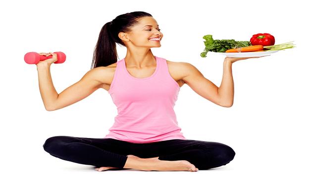 Tập thể dục tốt cho sức khỏe