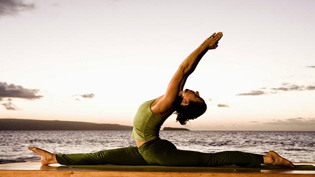 Tập yoga giúp cải thiện căn bệnh đau nửa đầu