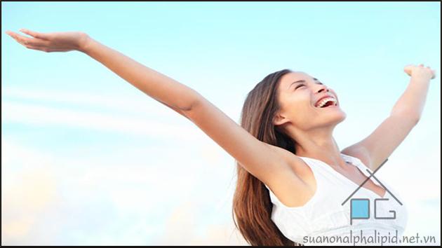 khỏe mạnh hơn sau khi sử dụng alpha lipid lifeline