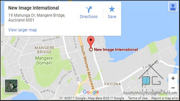 địa chỉ trụ sở chính tập đoàn new image