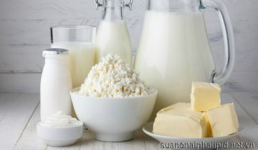 Sữa tách béo hoặc kem thích hợp cho người tiểu đường