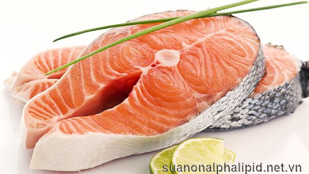 bệnh tiểu đường nên ăn cá hoang dã
