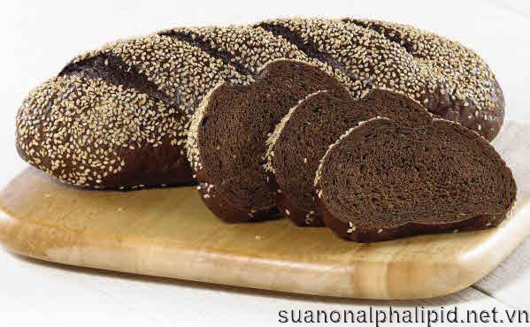 bệnh tiểu đường nên ăn bánh mì đen