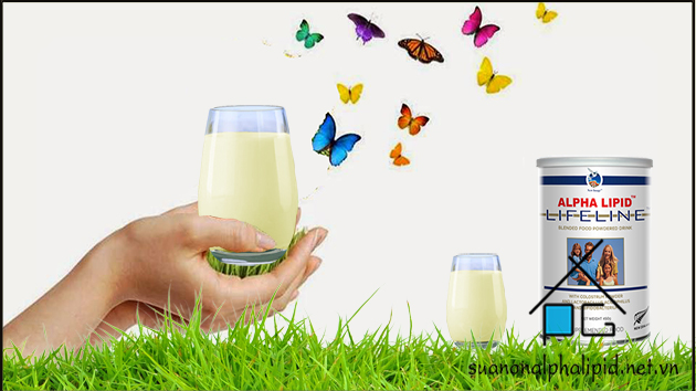 Sữa alpha lipid cho người bệnh tiểu đường