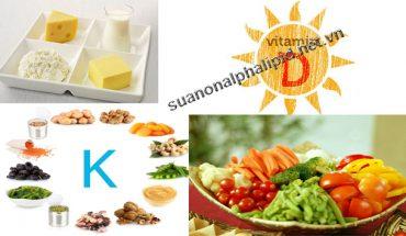 4 loại vitamin và khoáng chất quan trọng