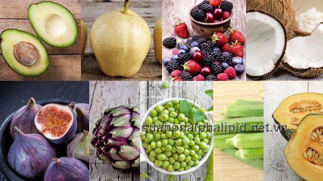 Chất xơ giúp tăng cường hệ tiêu hóa khỏe mạnh, ngoài ra còn giúp bạn giảm cân