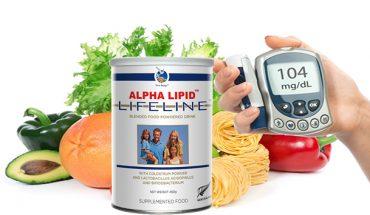 Sữa non Alpha Lipid cho người Tiểu đường