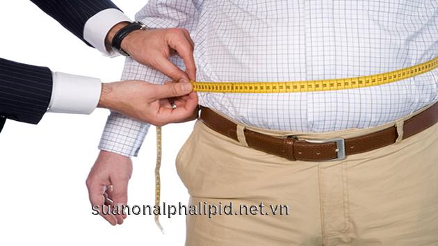 những người béo phì có nguy cơ cao gấp 3 lần so với người bình thường