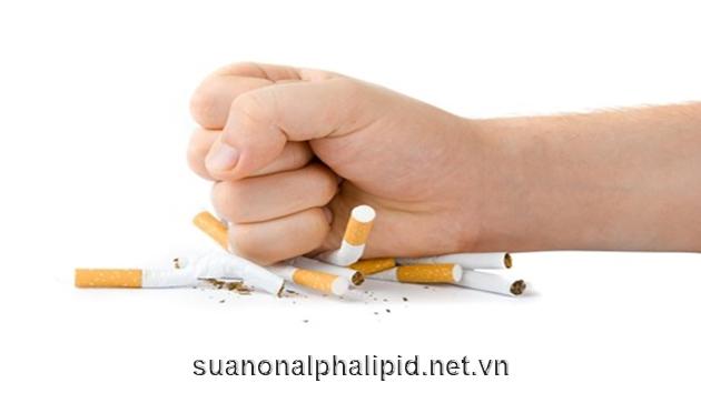 Hút thuốc là nguyên nhân của nhiều bệnh khác nhau