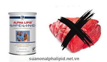thịt đỏ và ung thư