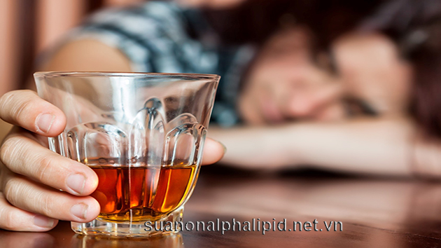 Rượu làm tăng nguy cơ ung thư dạ dày