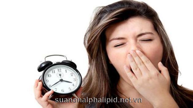 khi bị mất ngủ cũng có thể làm tăng và hạ lượng đường trong máu và giảm sự nhạy cảm với insulin