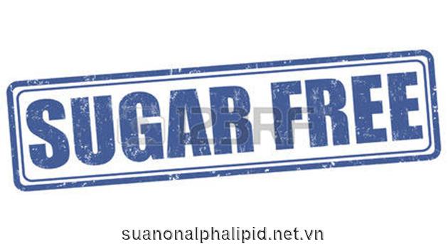 chất làm ngọt nhân tạo cũng có chứa một số carbohydrate làm tăng đường huyết, tốt nhất khi sử dụng một loại thực phẩm mới nào ta cần đọc thành phần carbohydrate ghi trên nhãn để tự cân bằng