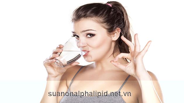 Giảm lượng nước uống