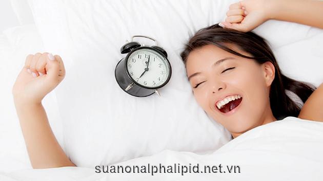 Giấc ngủ ngon giúp tinh thần khỏe mạnh
