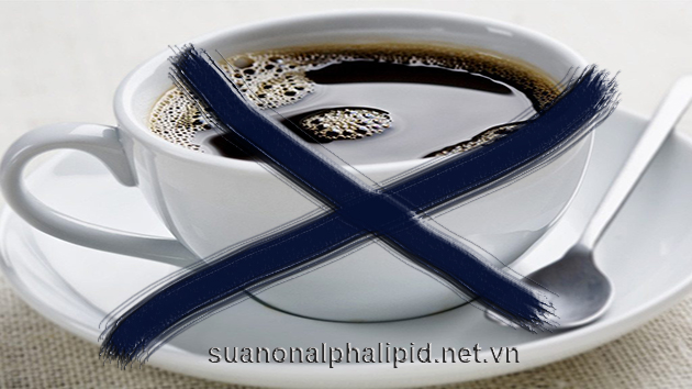 Hạn chế sử dụng cafein