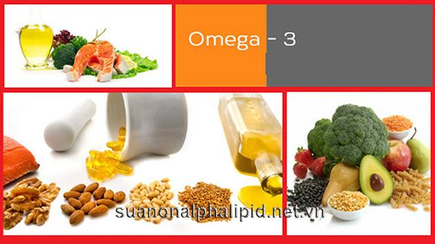 thực phẩm nhiều omega 3
