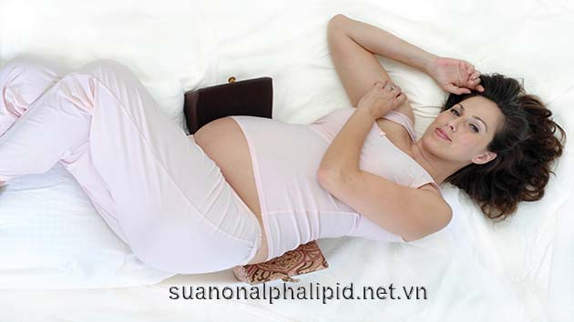 phu nu mang thai bi viem gan b