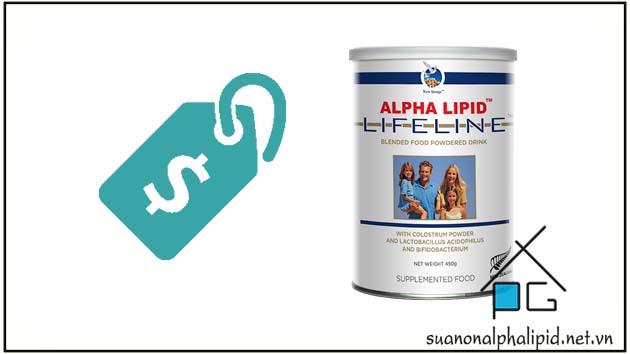 gia sua alpha lipid