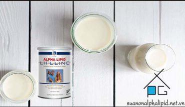 su dung sua non alpha lipid