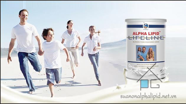 sữa non alpha lipid giúp người tiểu đường khỏe hơn