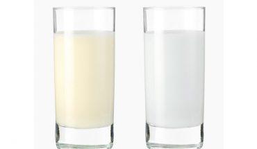 Phân biệt sữa non và sữa thường