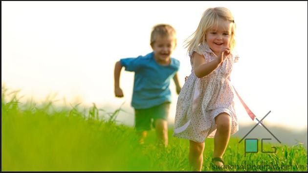 cách dùng sữa non alpha lipid cho trẻ em