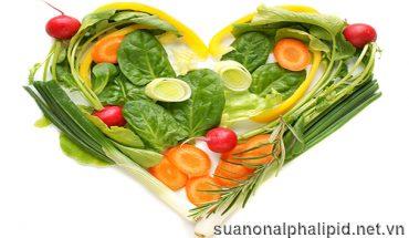 Chế độ ăn uống lành mạnh nhằm kiểm soát huyết áp cao