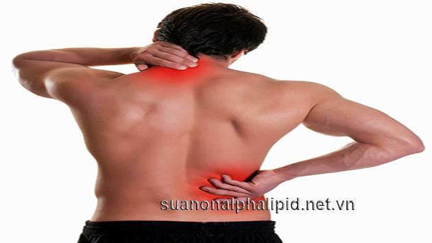 đau nhức cơ bắp