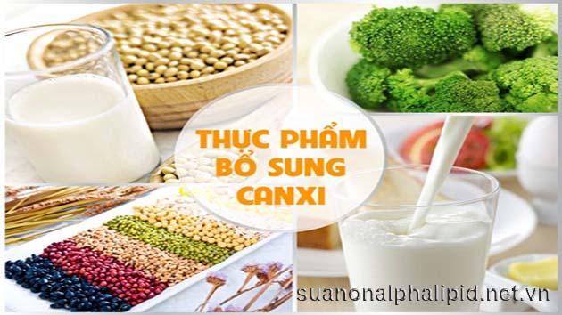 bo sung canxi cho nguoi lon tuoi co bo xuong chac khoe