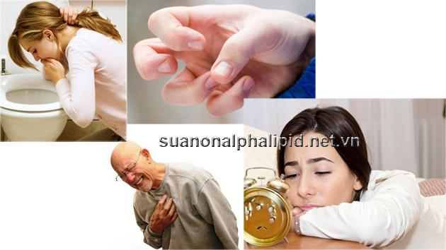 triệu chứng suy thận cấp