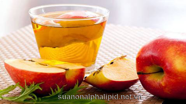 Axit axetic trong dấm táo có thể làm giảm lượng đường trong máu