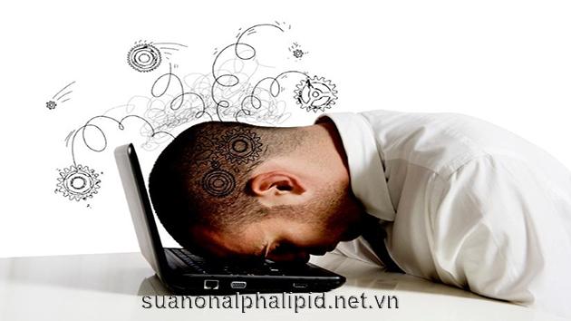 Căng thẳng, lo lắng buồn phiền lâu ngày
