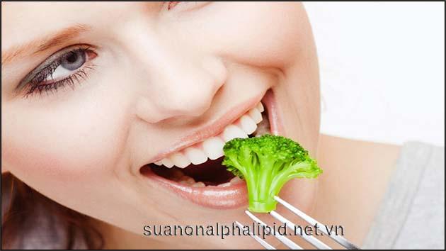 cải thiện chứng trào ngược axit dạ dày