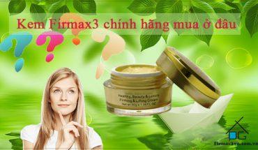 kem firmax3 chinh hang