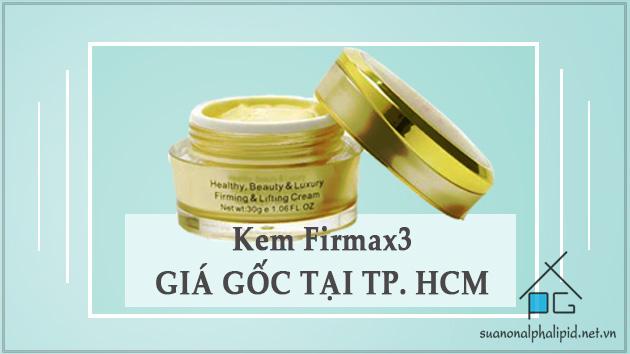 kem firmax3 giá gốc