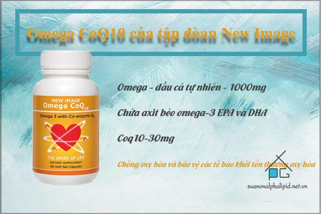 omega coq10 sua non alpha lipid