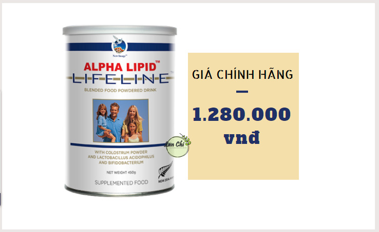 gia sua alpha lipid chinh hang
