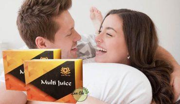 tác dụng của multi juice cải thiện sinh lý nam nữ