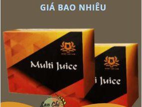multi juice giá bao nhiêu